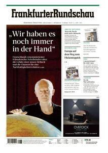 Frankfurter Rundschau Main-Taunus - 01. September 2018