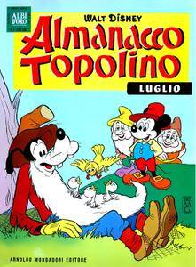 Almanacco Topolino 115 - Paperino e lo sprint fulminante (07-1966)