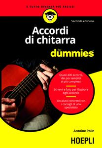 Antoine Polin - Accordi di chitarra For Dummies