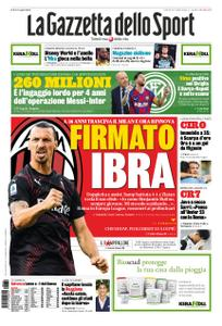 La Gazzetta dello Sport Sicilia – 30 luglio 2020