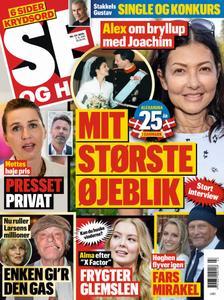 SE og HØR – 03. juni 2020