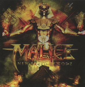 Malice - New breed of godz (2012)