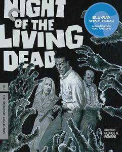 Night of the Living Dead (1968) + Extras [The Criterion Collection]