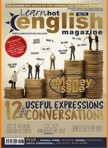 Hot English Magazine • Audio Edition • Number 178 • March 2017