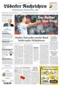 Lübecker Nachrichten Ostholstein Süd - 02. September 2017