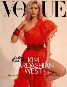 Vogue India - March 2018