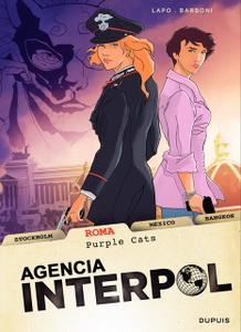 Agencia Interpol Tomo 3: Roma