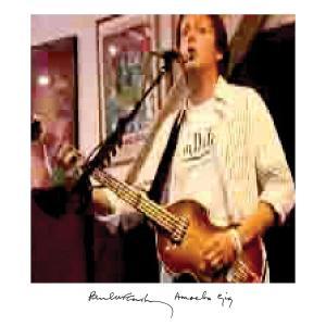 Paul McCartney - Amoeba Gig (2019)