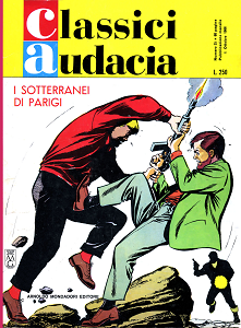 Classici Audacia - Volume 35 - Blake & Mortimer - I Sotterranei Di Parigi
