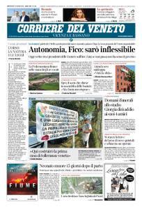 Corriere del Veneto Vicenza e Bassano – 17 luglio 2019