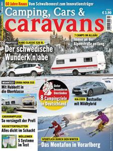 Camping, Cars & Caravans – März 2021