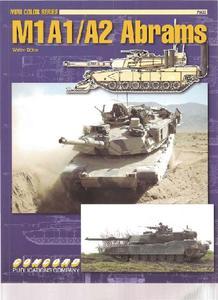 M1A1/A2 Abrams (Concord 7502)