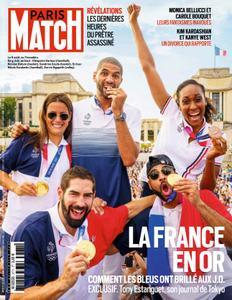 Paris Match - 12 août 2021