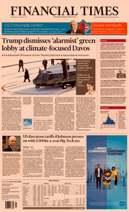 Financial Times UK – 22 January 2020