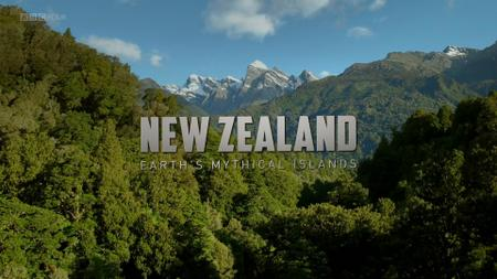BBC - New Zealand: Earth's Mythical Islands: Wild Extremes (2016)