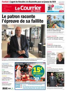 Le Courrier de l'Ouest Angers – 01 novembre 2019