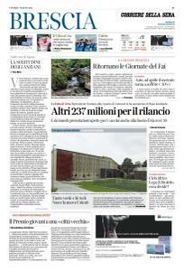 Corriere della Sera Brescia - 7 Maggio 2021