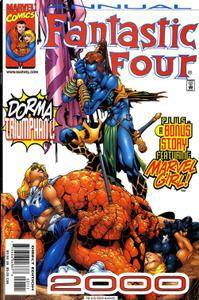 Fantastic Four 461 1 Annual 2000