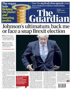 The Guardian - September 3, 2019