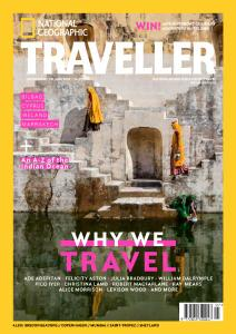 National Geographic Traveller UK - July-August 2020