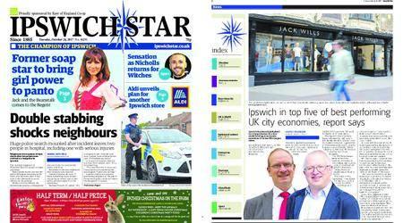 Ipswich Star – October 24, 2017