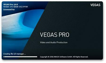 MAGIX Vegas Pro 14.0.0 Build 178 Multilingual
