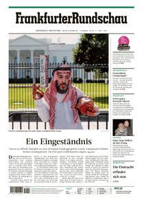 Frankfurter Rundschau Main-Taunus - 22. Oktober 2018