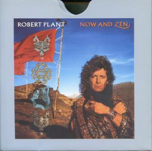 Robert Plant - Now And Zen (1988) [2006, Remastered]