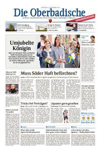 Die Oberbadische - 04. September 2019