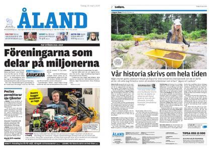 Ålandstidningen – 26 mars 2019