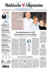 Neue Oranienburger Zeitung - 13. November 2018