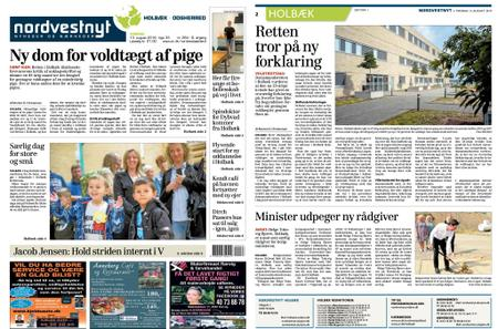 Nordvestnyt Holbæk Odsherred – 13. august 2019
