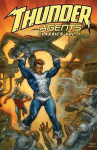 IDW-T h u n d e r Agents Classics Vol 01 2013 Hybrid Comic eBook
