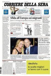Corriere della Sera - 24 Agosto 2018