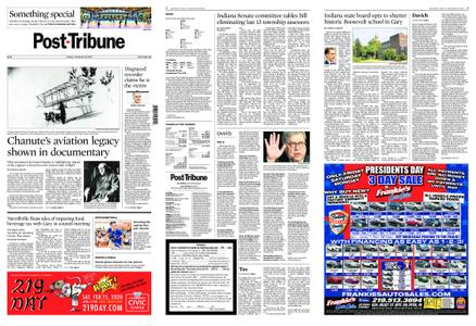 Post-Tribune – February 14, 2020