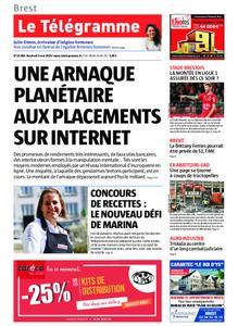 Le Télégramme Brest – 03 mai 2019