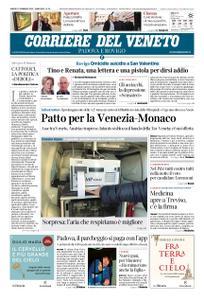 Corriere del Veneto Padova e Rovigo – 15 febbraio 2020