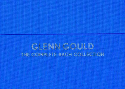 Glenn Gould: The Complete Bach Collection [38CDs & 6DVDs] (2012)