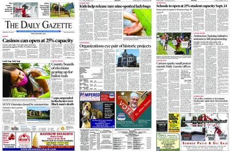 The Daily Gazette – September 04, 2020