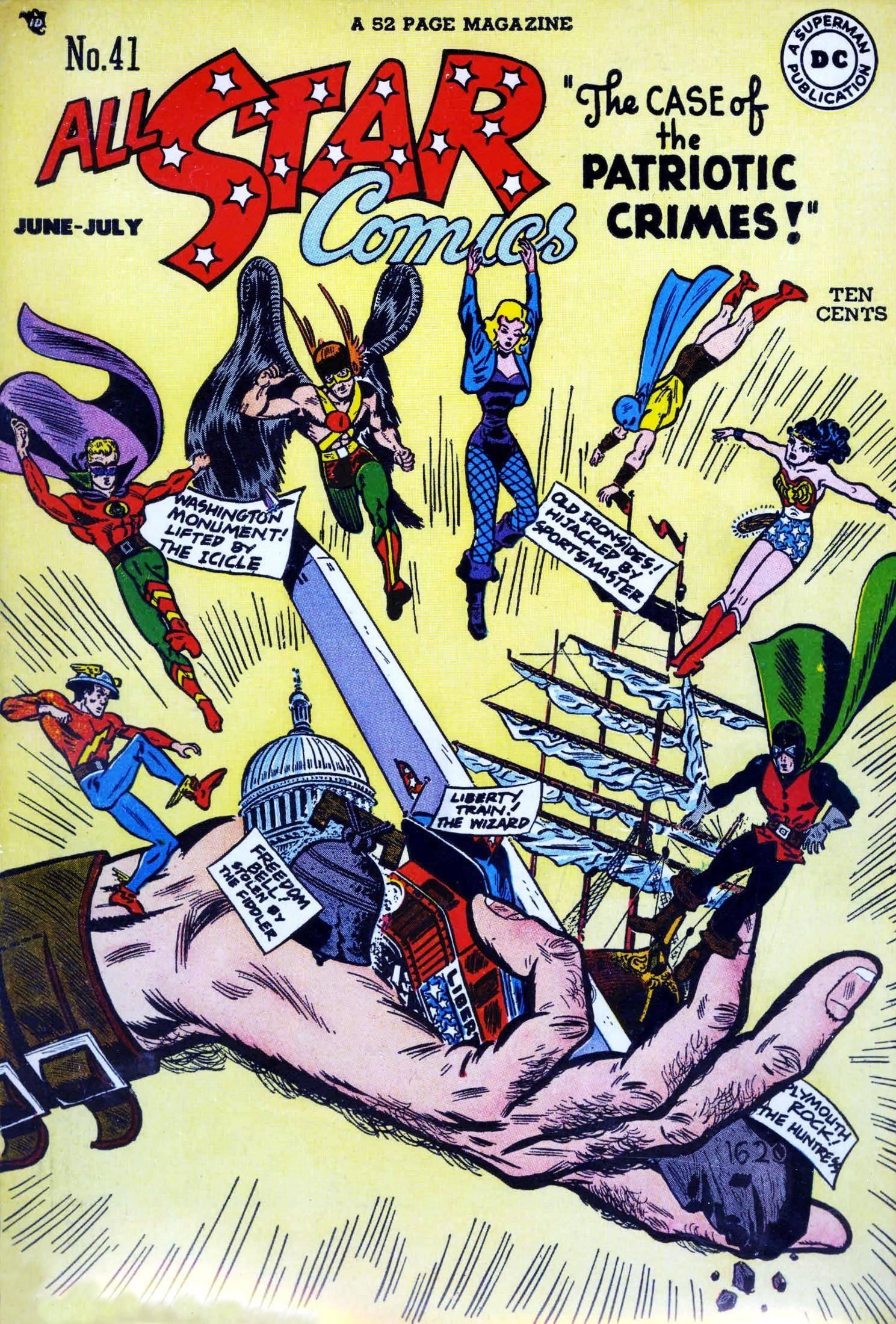 All-Star Comics 041F 1948