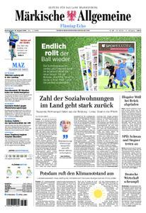 Märkische Allgemeine Fläming Echo - 15. August 2019