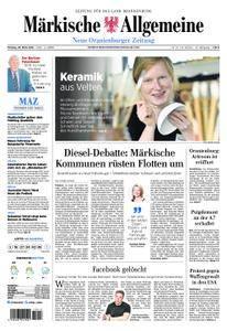 Neue Oranienburger Zeitung - 26. März 2018