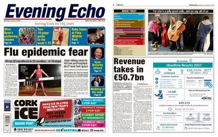 Evening Echo – January 06, 2018