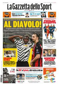 La Gazzetta dello Sport - 19 Marzo 2021