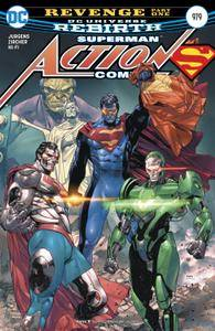 Action Comics 979 2017 2 covers Digital Zone-Empire