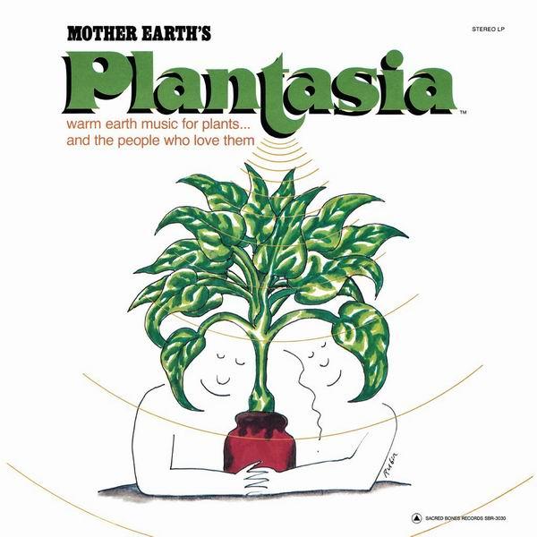 Mort Garson - Mother Earth's Plantasia (1976) [Reissue 2019]