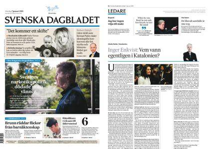 Svenska Dagbladet – 07 januari 2018