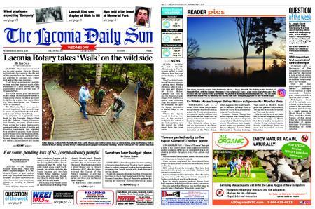 The Laconia Daily Sun – May 08, 2019