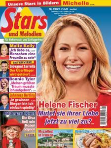Stars und Melodien – 12 Mai 2021