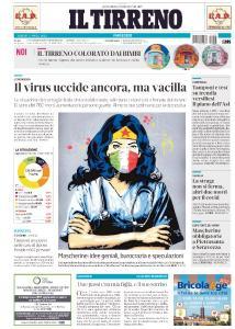 Il Tirreno Livorno - 3 Aprile 2020